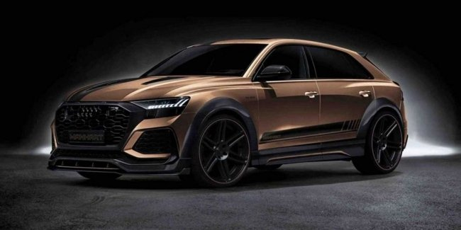Audi RS Q8 to pump quarantined to 900 HP