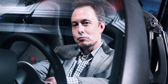 """Not a word, and deed"": Elon Musk was awarded first prize in the Tesla for the condition"