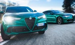 "Giulia and Stelvio without losing ""muscle"" added to ""the brain"""