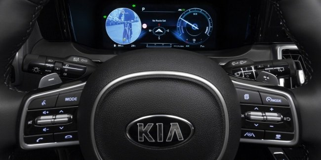"New KIA Sorento will be a ""four-eyed"""