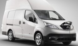 More capacity – less load-carrying capacity: the Nissan e-NV200 XL