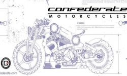 Style expensive: three new Confederate Motorcycles