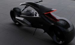 Electric motorcycle Bugatti