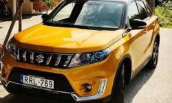 When will we see the new Suzuki Vitara?
