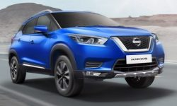Updated Nissan Kicks more lovely Juke?