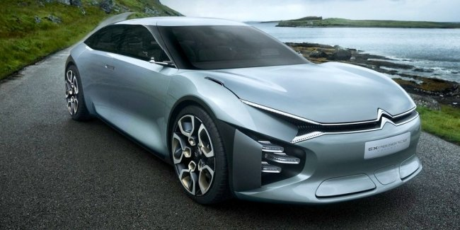 Citroen C5, again not only crossover!