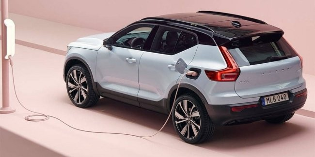 Volvo has made the hybrid more affordable XC40