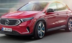 Mercedes EQA: a serious blow to competitors?
