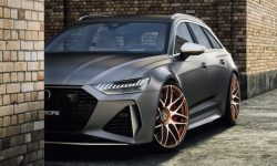 "5 packages of ""protein"" for Audi RS6"