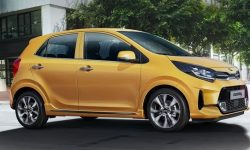 Facelifted KIA Picanto: one motor and a new gearbox?