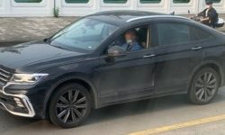 VW pretended to be Chinese Changan to hide the new Tiguan?!