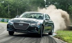 Updated Genesis G70: new details