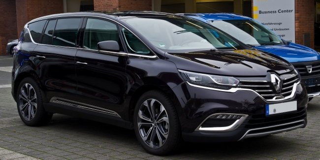 Recent updates of Renault Espace will be the last