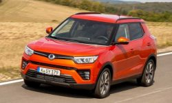 Updated SsangYong Tivoli has become more accessible