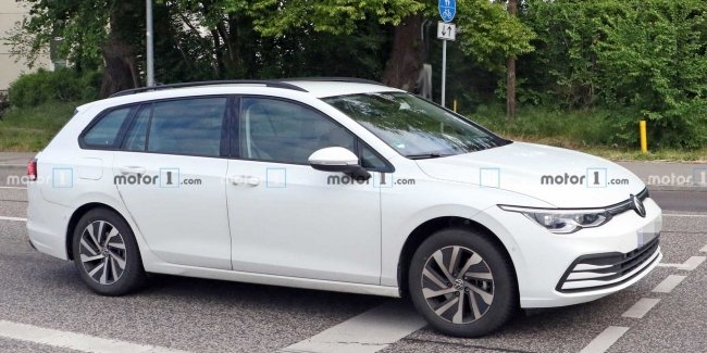 New VW Golf wagon has the green light