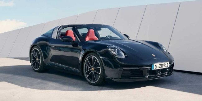 Targa 911 (992): now officially
