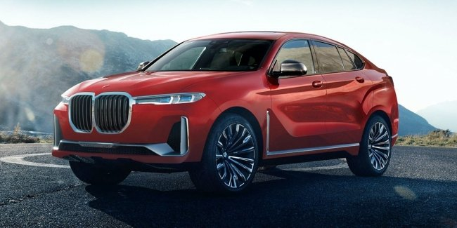 Large and luxurious BMW: all details about the new X8