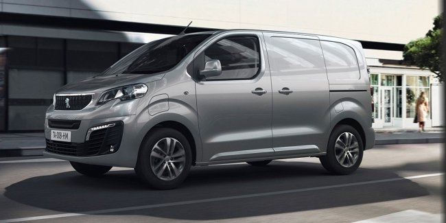 PEUGEOT e-EXPERT: electric-the van the next generation