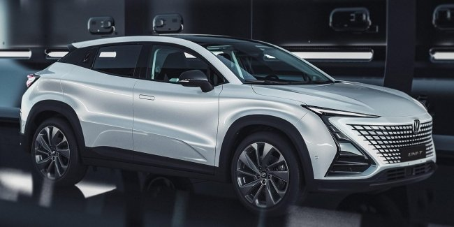 Crossover Changan unit: enough for 12 years?