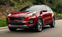 The new generation KIA Sportage will be delayed due to design