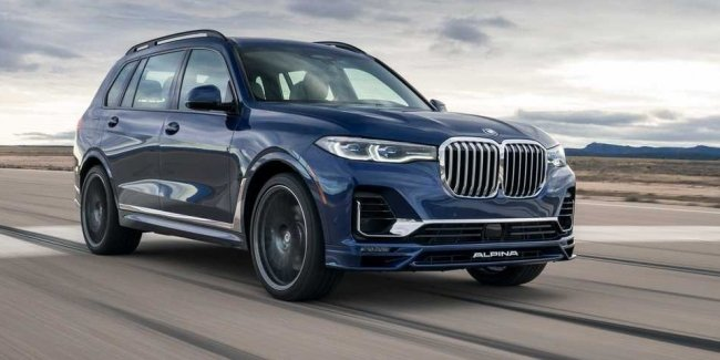 Alpina XB7 defend the honor of BMW against GLS 63 AMG