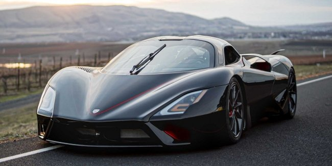 "Have a hypercar for $2.000.000 will be ""budget"" version"