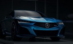 Acura TLX Type S and new turbo