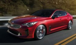 Electrification – the salvation of the KIA Stinger