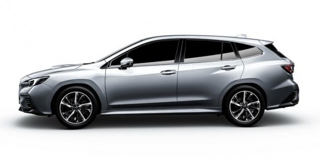 New details about the second generation of the Subaru Levorg