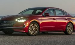The Updated Sonata Hybrid. What would you spend $28.000?