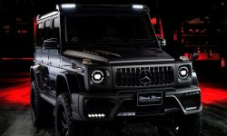 """The tuners did the old """"G"""" in the spirit of the new AMG G63"""