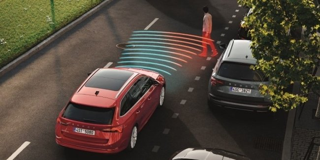 Skoda Octavia will get advanced security technologies