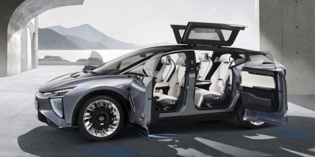 Gadget on wheels: first car with integrated 5G