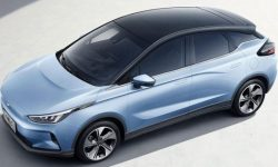 """""""Geometry of the SI"""": the new """"train"""" of sub-brand of Geely"""