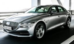 All ambiguous: prices for the new Genesis G80