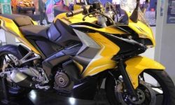 "Indian ""ninja"": a new sport bike Bajaj Pulsar RS400"