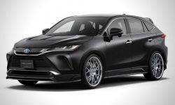 """Push-up"" package for new Toyota Venza"