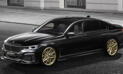 How to look M760Li BMW xDrive in the understanding of the Polish tuners