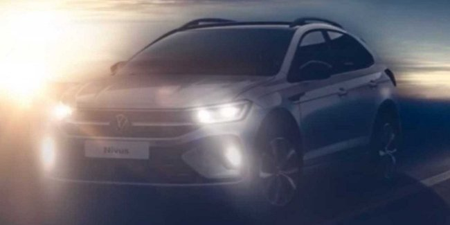 "When VW will show its new ""revolutionary"" crossover?"