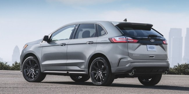 Not to be, and seem: St-Line for the Ford Edge