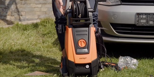 Pressure washers Dnipro-M: Quality at an affordable price