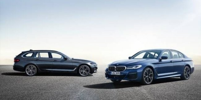Officially presented the updated BMW 5 Series and 6 Series GT