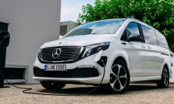 """""""Money likes silence"""": started selling Mercedes EQV"""