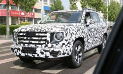 """Chinese """"Jamnik,"""" is """"Gaelic"""": details about the new Haval"""