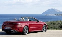 Updated coupe and convertible Mercedes-Benz E-Class officially presented