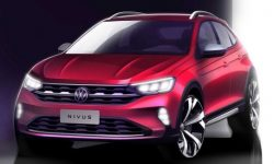VW Nivus: the latest teaser