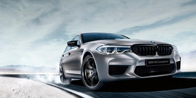 Updated BMW M5 very soon