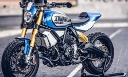 Dream bully: winner Ducati Custom Rumble 2020
