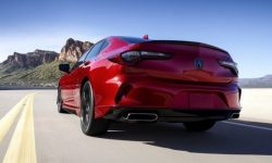 New Acura TLX: the fastest in history