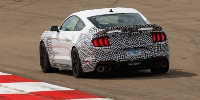 For a while Ford revive the Mustang Mach 1